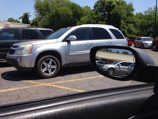 Car Glitch