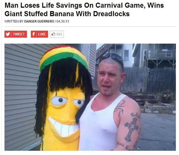 Carnival Dumbass