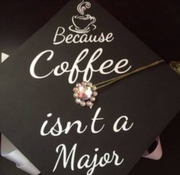 Coffee Isnt A Major