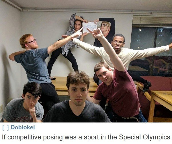 Competitive Posing