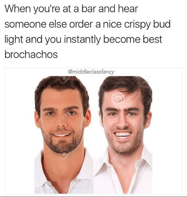 Crispy Bud Light