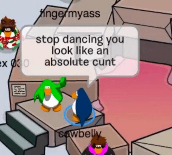 Dancing Cunt