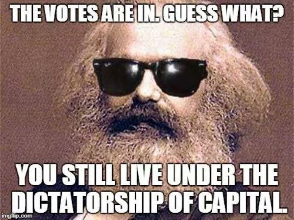 Dictatorship Of Capital