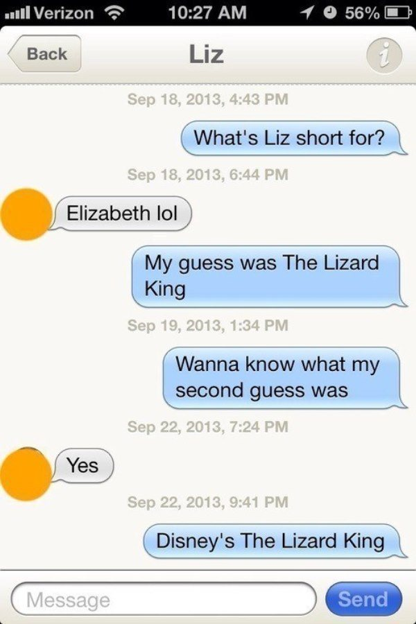 Disneys The Lizard King