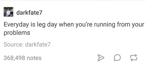 Everyday Is Leg Day