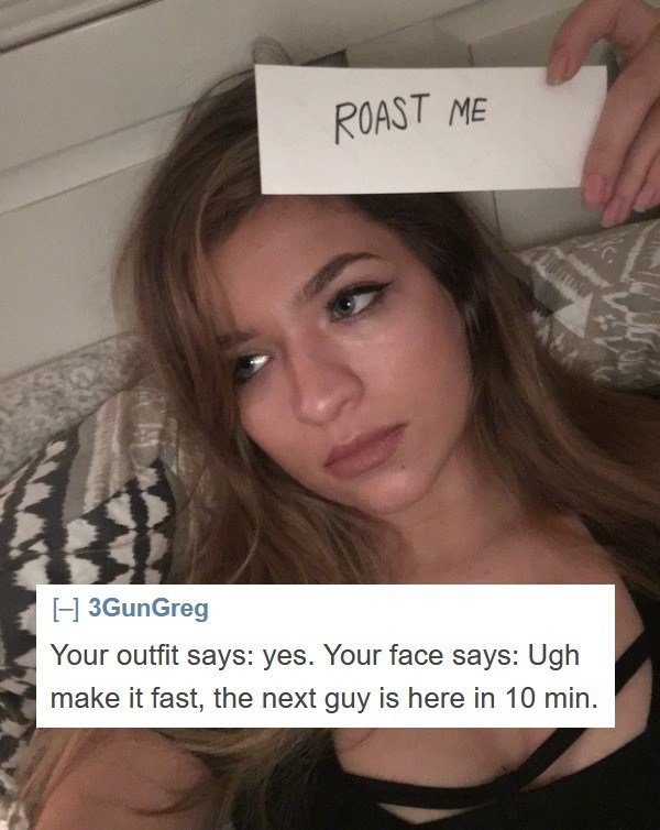 Funniest Reddit Roasts 2016