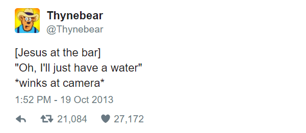 Funny Twitter Jokes