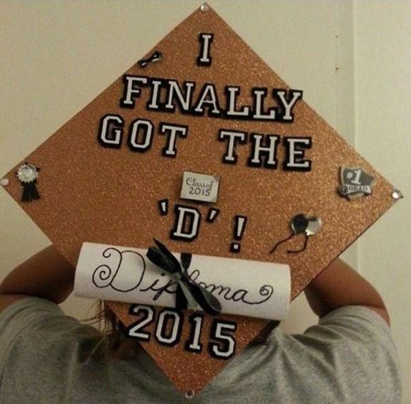Got The D