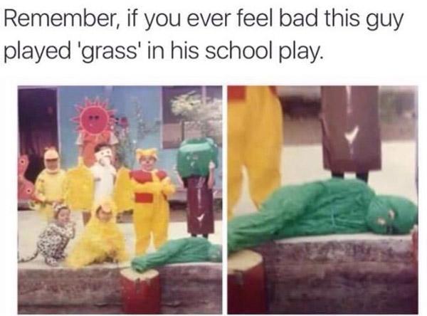 Grass Actor