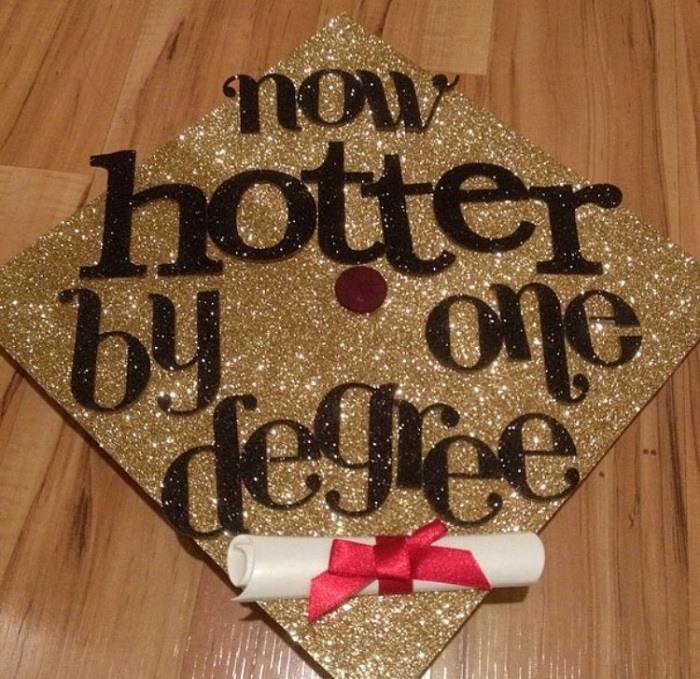 The Funniest Graduation Cap Messages