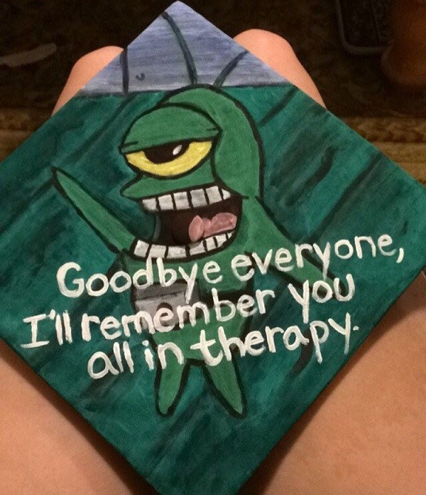 I'll Remember You All In Therapy