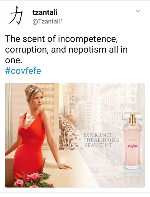 Ivanka Perfume