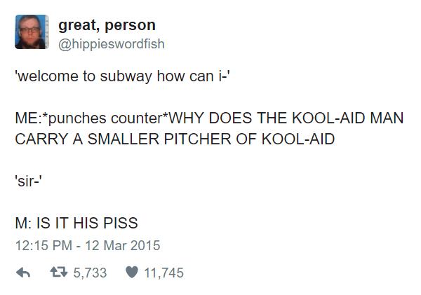 Kool Aid Man