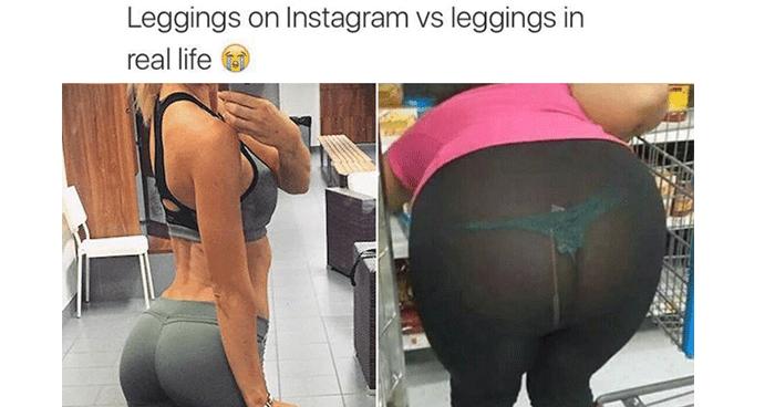 Leggings Insta