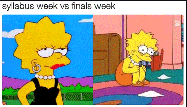 41 Finals Memes You'll Probably Remember Longer Than Psych 101