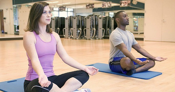 Make Friends Yoga Class