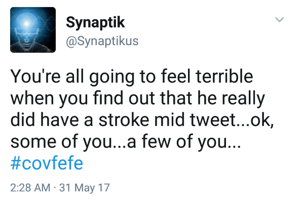 Mid Tweet Stroke