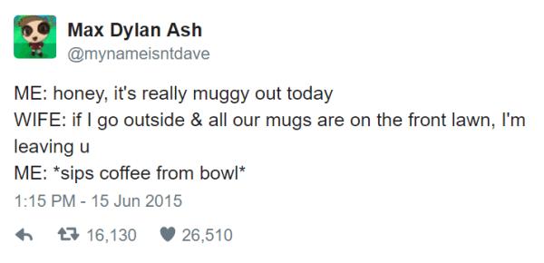 Muggy Outside