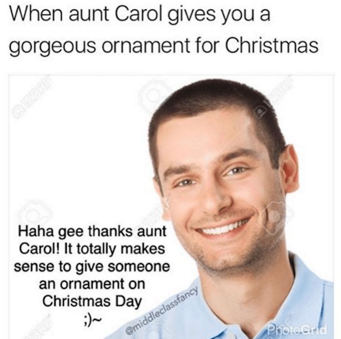 Funny Middle Class Fancy Instagram Memes