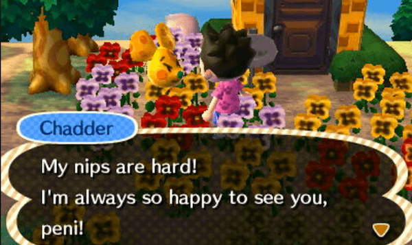 Hilarious Animal Crossing Screenshots