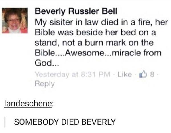 No Burn Bible