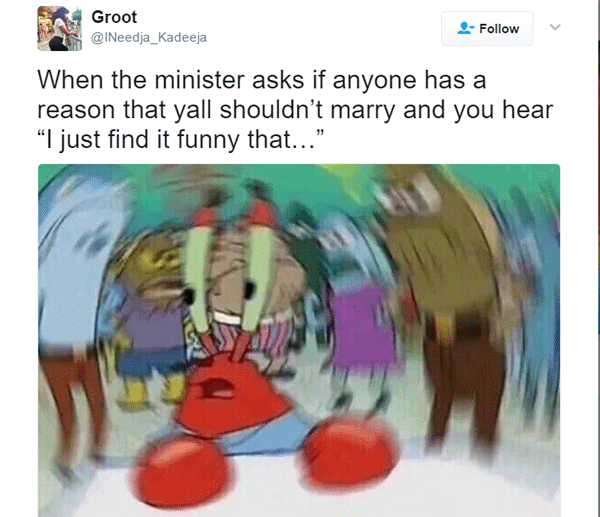 No Marry