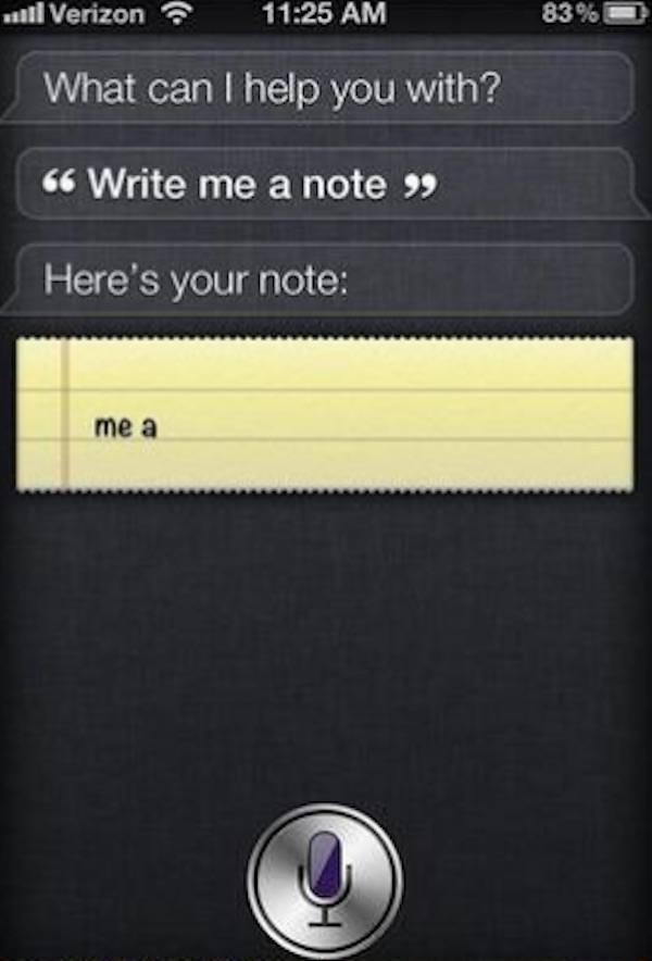 Nonsense Note