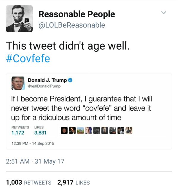 Old Tweet