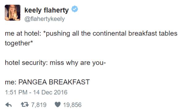 Pangea Breakfast