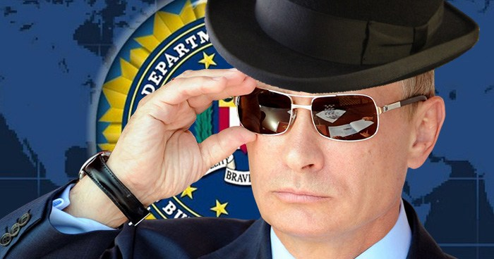 Pladimir Vutin THe New FBI Director
