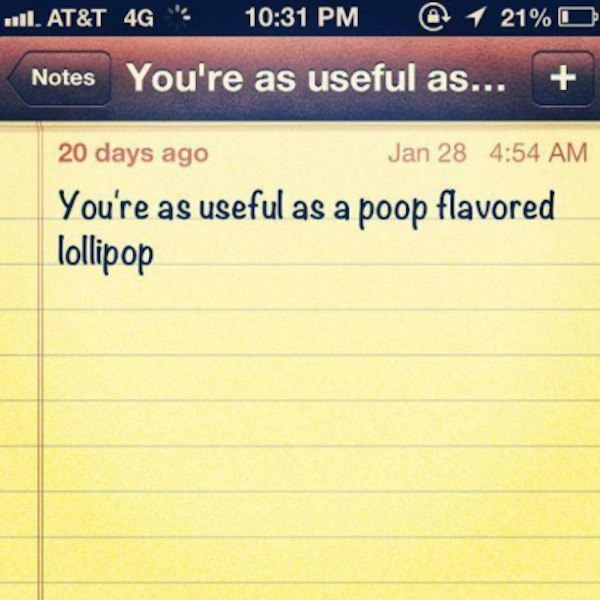 Poop Lollipop