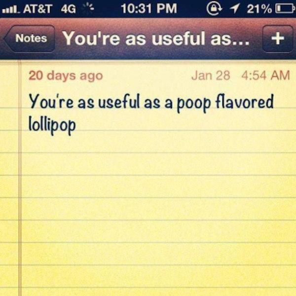 Poop Lollipop
