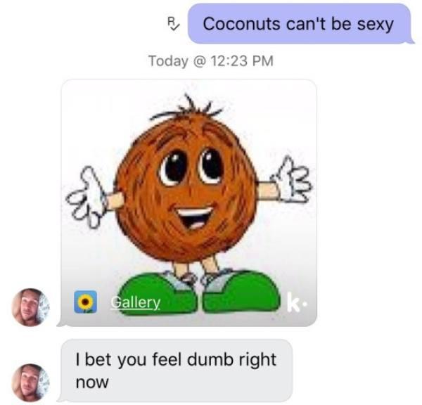 Sexy Coconuts