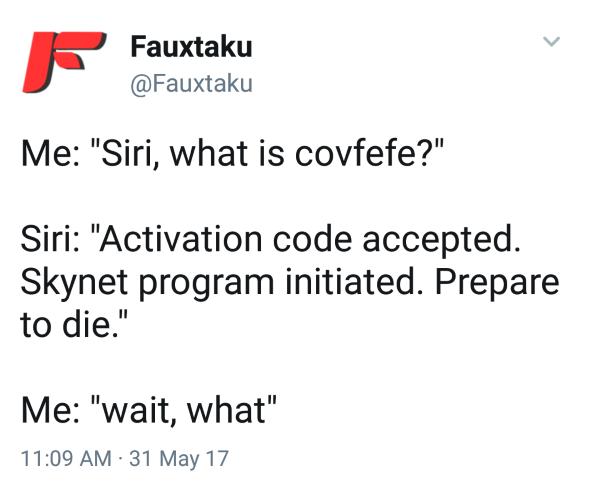 Siri Skynet