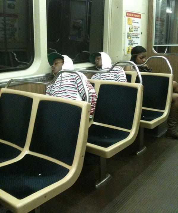 Sleeping Guys