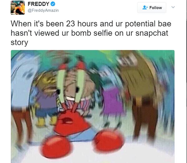 Snapchat Bae