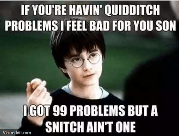 Best Harry Potter Memes Ever
