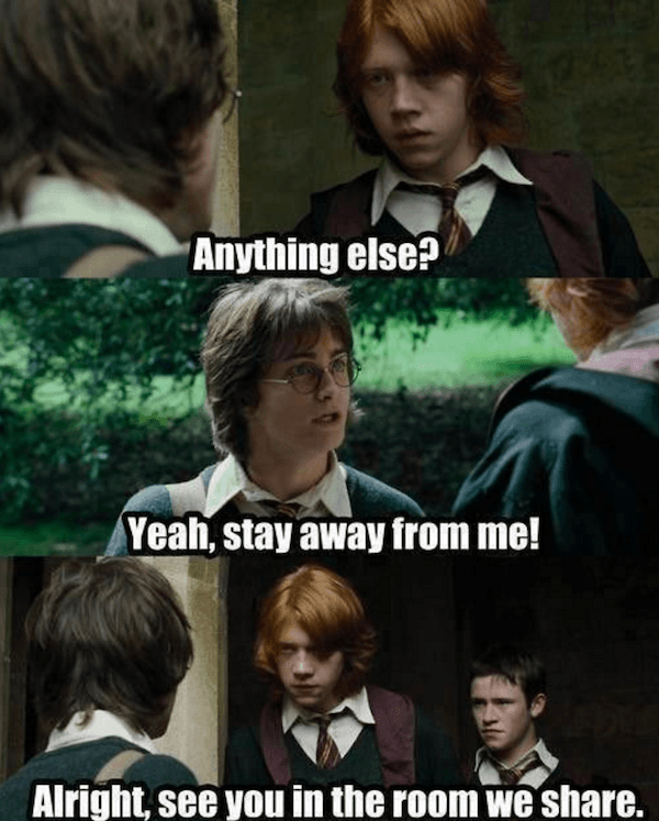 Memes About Harry Potter