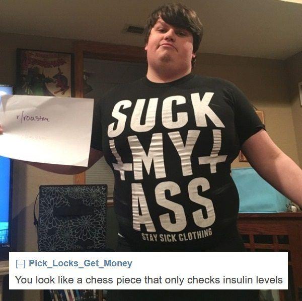 Best Reddit Roasts Of 2017