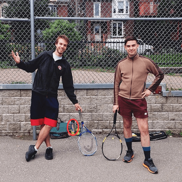 Tennis Edit