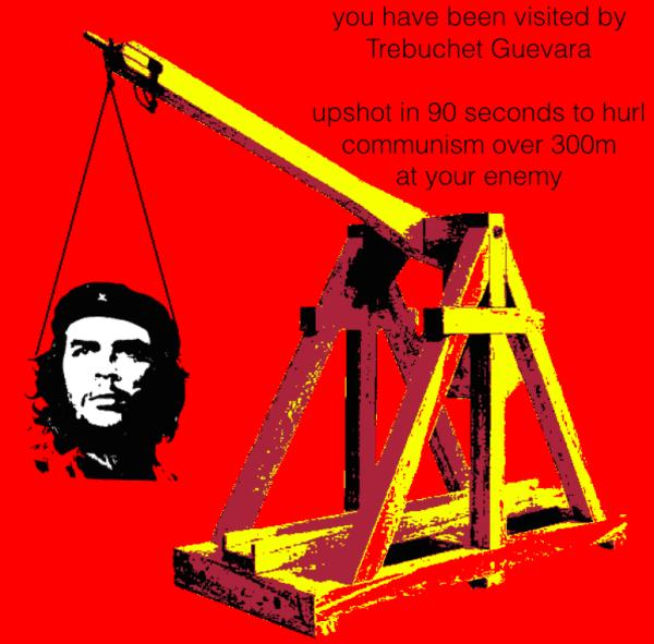 Trebuchet Guevara