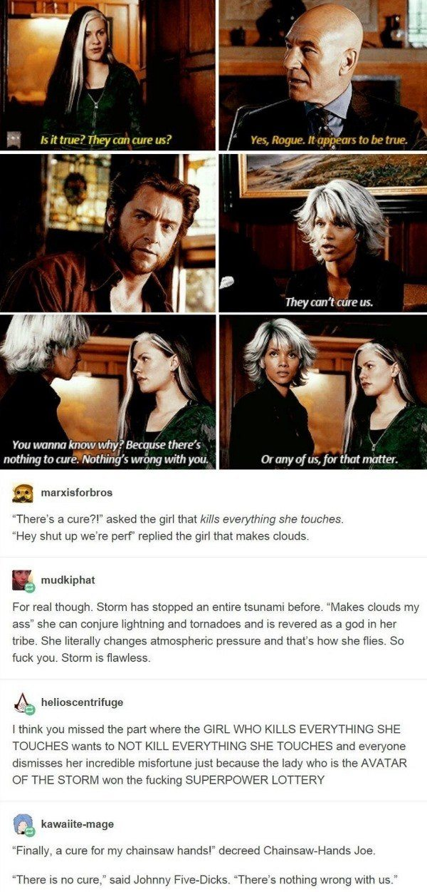 Tumblr On Xmen