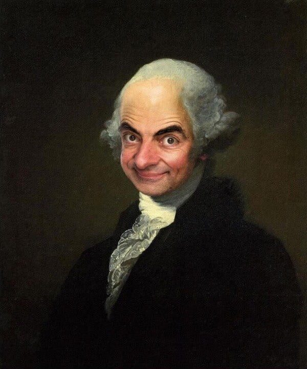 Mr. Bean Movie Photoshops