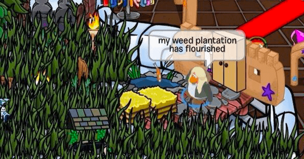 Hilarious Club Penguin Screenshots