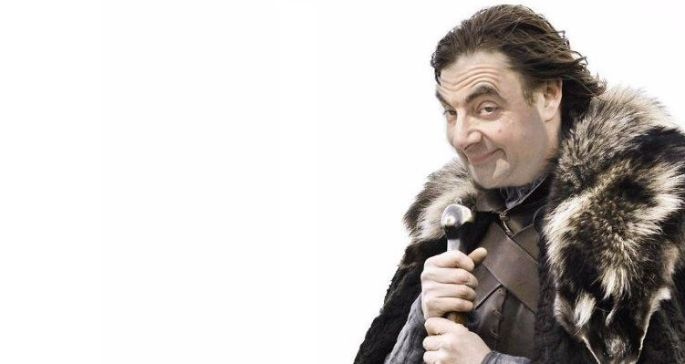 Winter Is Mr Bean