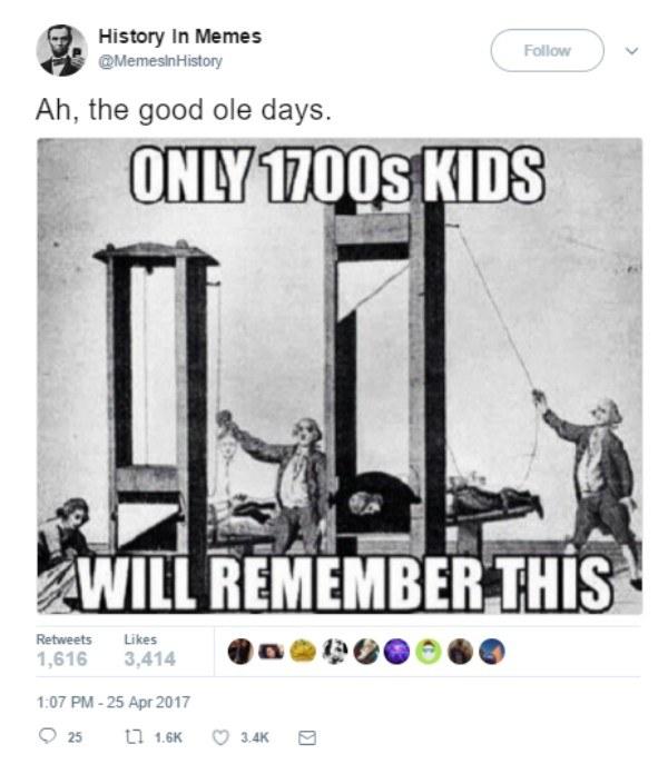 1700s Kids