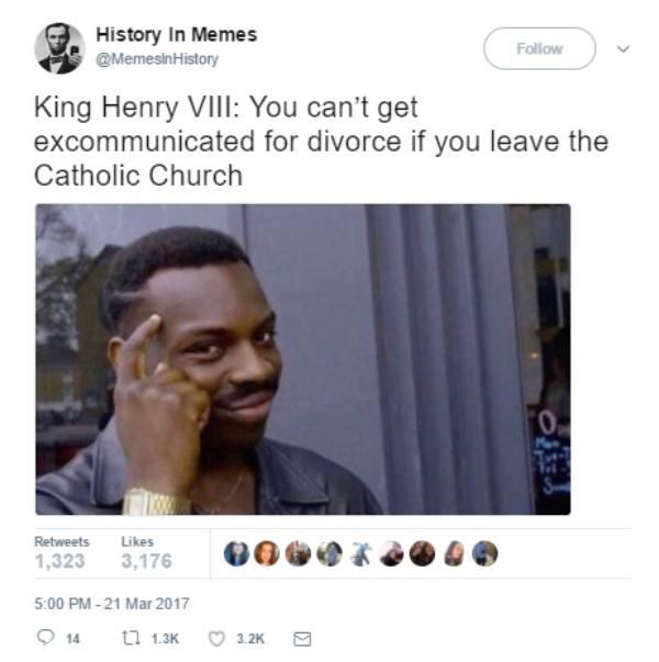 Henry Divorce