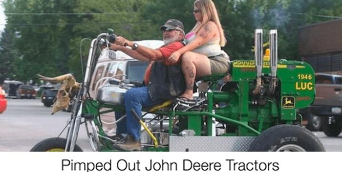 OG John Deere