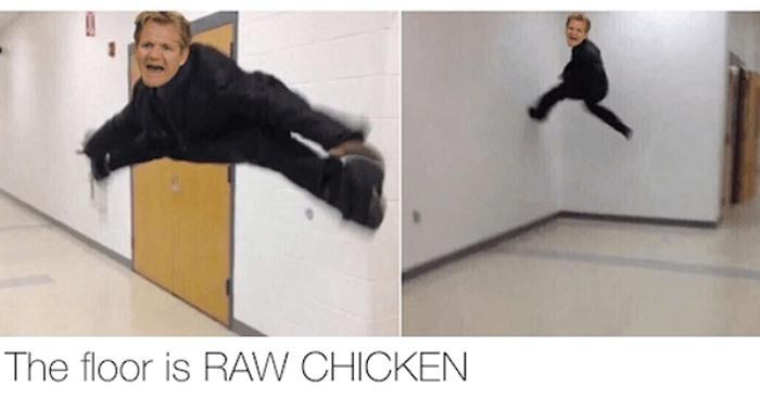 OG Raw Chicken