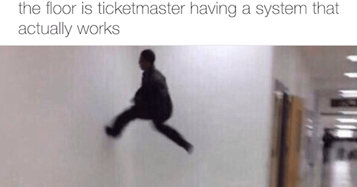OG Ticketmaster